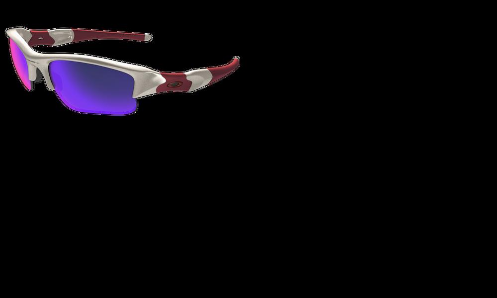 162a3871076 Ray Ban Wayfarer Sunglasses Transparent Red Black Frame